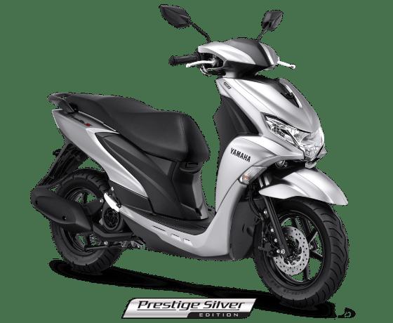 Intip Warna Baru Yamaha FreeGo S Version, Semakin Amazing!