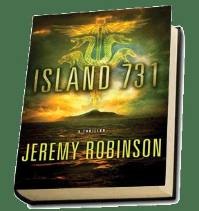 Island 731 Book Cover
