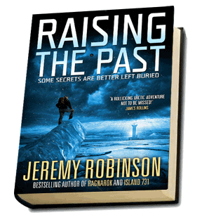 Raising the Past Book Cover
