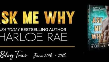 Cover reveal: Ask Me Why by Harloe Rae – Beware Of The Reader