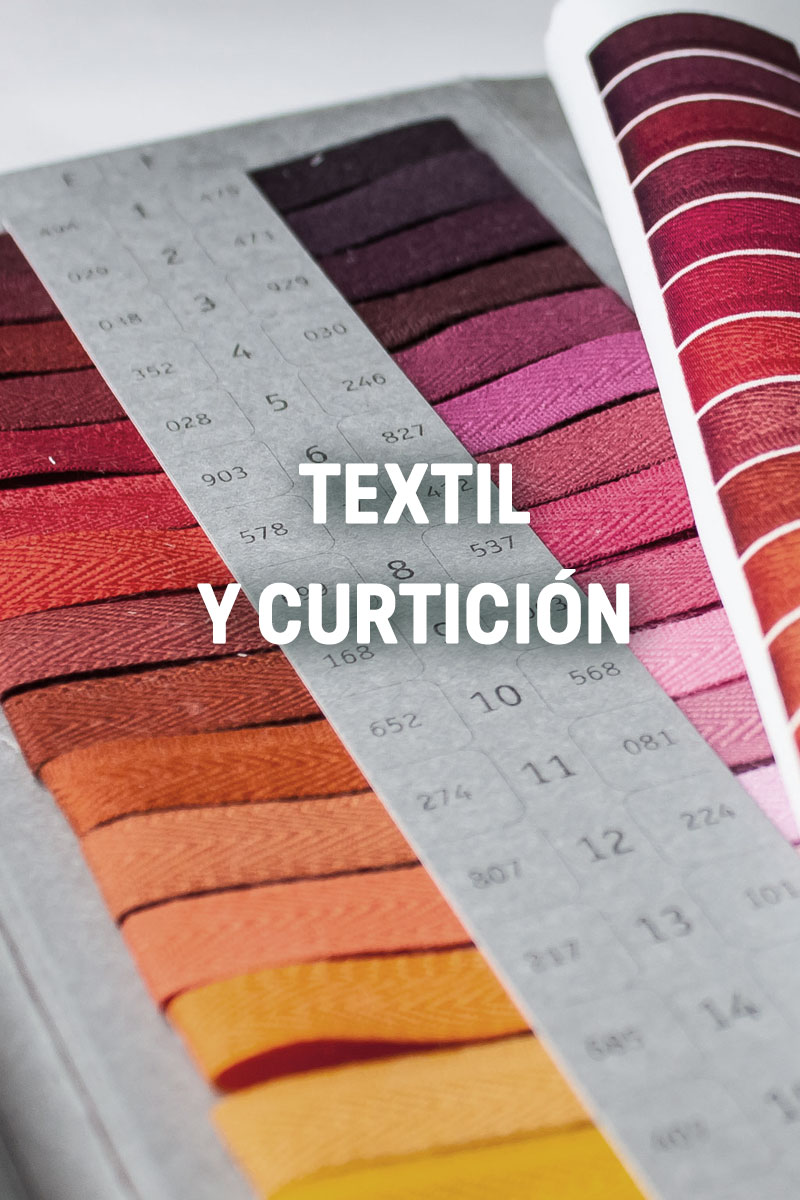 menu textil - Bewat - Tratamiento de Aguas Residuales y Potables