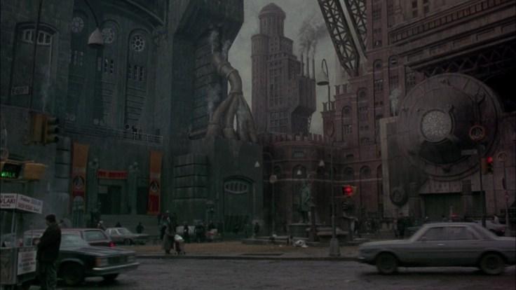 Batman- Anton Furst concept art