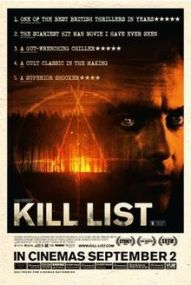Poster from the Ben Wheatley movie Kill List