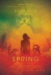 Benson and Moorhead horror movie Spring