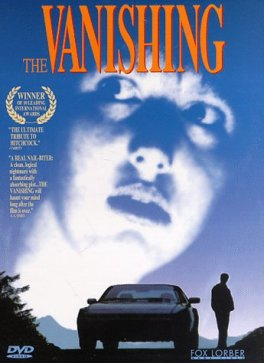 Poster for the original version of The Vanishing