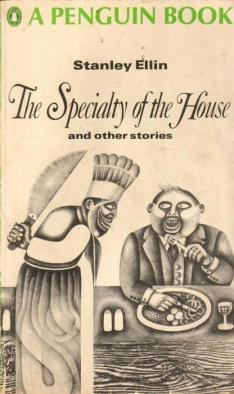 Cover of Stanley Ellin The Specialty of the House