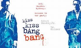 poster for kiss kiss bang bang