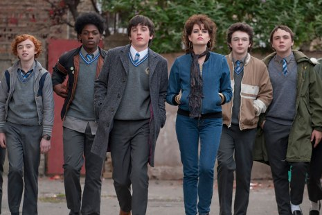 Still from the film Sing Street