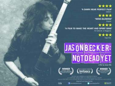 Movie Poster: Jason Becker: Not Dead Yet