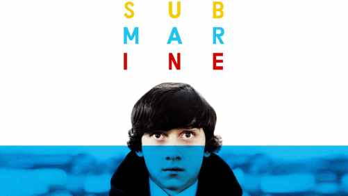 Film poster for Richard Ayoade's Submarine