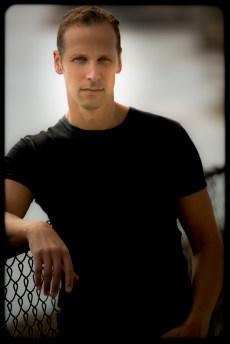 Photograph of Gregg Hurwitz