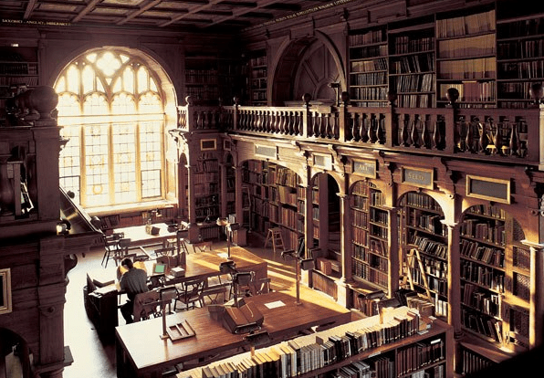 The Bodleian Library Oxford