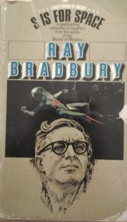 Book cover of Ray Bradbury S is for Space