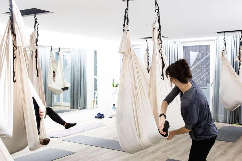 Aerial Yoga in St.Gallen