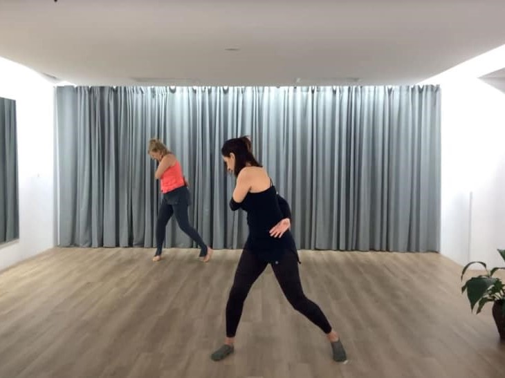Nia® Technique – Shimmy