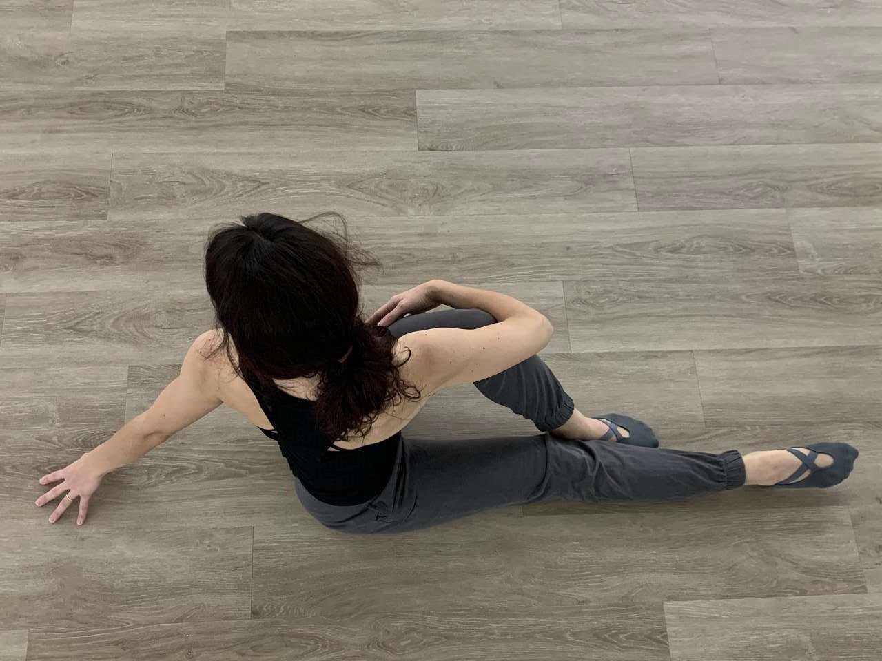 Pilates Routine 2