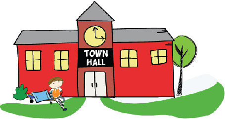 Town Hall Be Well in Your Community