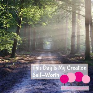 Self-Worth Affirmation Meditation Audio
