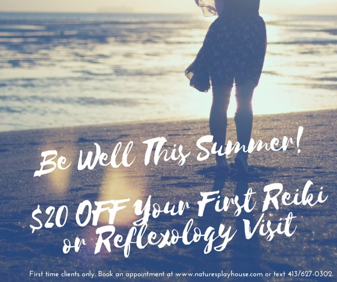 Be Well This Summer!