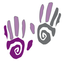 be well logo hands with spirals links to schedule online