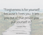 Life Transformation Starts with Self-Forgiveness