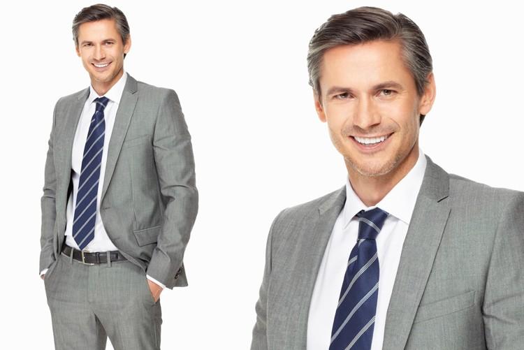 Berufstypische Kleidung  Bewerbungsfoto Zrich