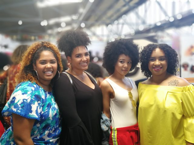 be whole, natural hair fest, robyn ruth thomas, genoviese julies, darian roman,