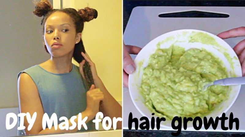 diy hair mask, avocado hair mask, be whole, robyn ruth thomas, mask, olive oil hair mask, banana hair mask,