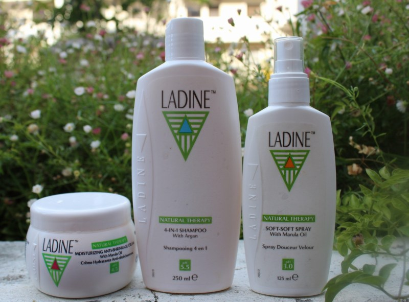 natural therapy, ladine, products, haircare