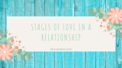 Photo of Stages of Love in a Relationship