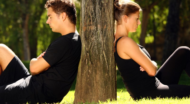 Signs He Won't Commit To a Relationship With You