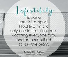 feelings Of Infertility