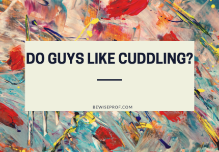 Do guys like cuddling?