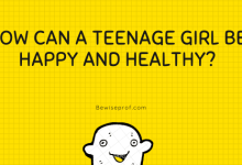 Photo of How can a teenage girl be happy and healthy?