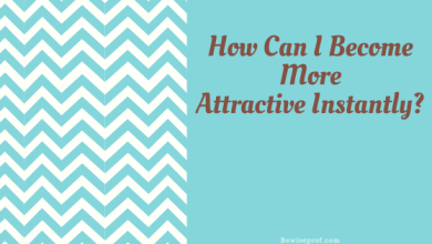 Photo of How can i become more attractive instantly?