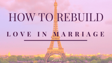 Photo of How to rebuild love in marriage