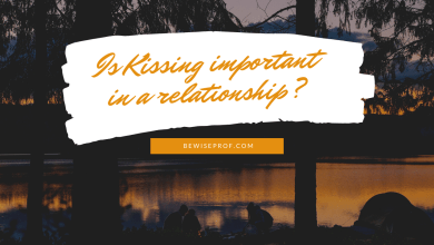Photo of Is Kissing important in a relationship?