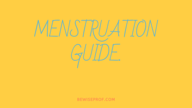 Photo of Menstruation Guide