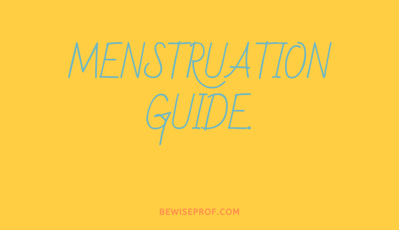 Menstruation Guide.