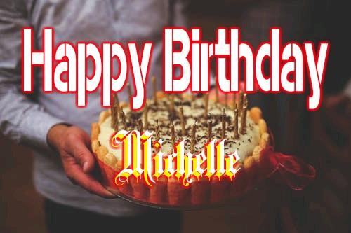 Happy birthday Michelle