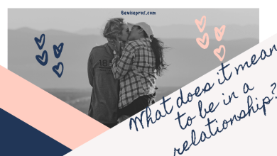 Photo of What does it mean to be in a relationship?