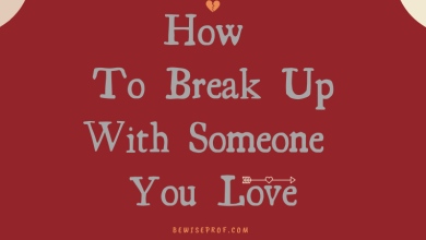 Photo of How to break up with someone you love