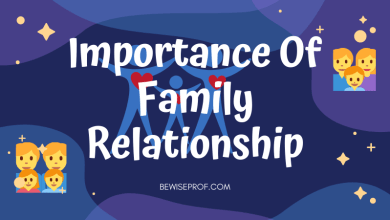 Photo of Importance of family relationship