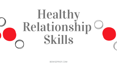 Photo of Healthy relationship skills