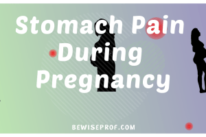 Stomach pain during pregnancy