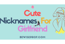 Photo of Cute Nicknames To Call Your Girlfriend
