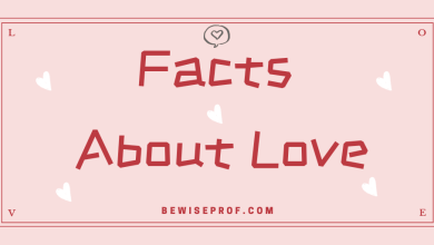 Photo of Facts About Love