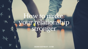 How Do You Know When A Relationship Is Really Over