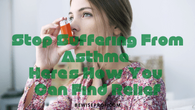 Photo of Stop Suffering From Asthma: Here's How You Can Find Relief