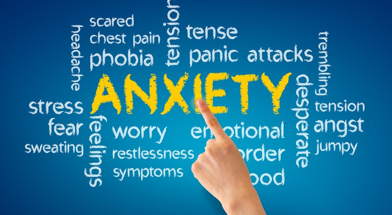 Control Anxiety Disorder